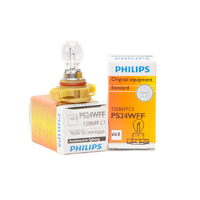 (PAIR) Philips PS24WFF OEM Replacement Light Bulb