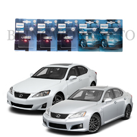 2006-2013 Lexus IS250 IS350 ISF LED Interior Light Package