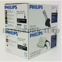Philips H4 6000K 35W CANbus Xenon HID Conversion Kit