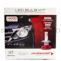 JW Speaker H7 6000K Model 4000 EVOLUTION LED Conversion Kit Holden VE Commodore