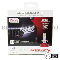 JW Speaker Ford Falcon FG MK2 Territory H7 High Beam 6000K LED Conversion Kit