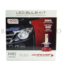 JW Speaker HIR2 9012 6000K Model 4000 EVOLUTION LED Conversion Kit