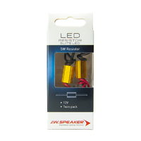 JW Speaker 5W Load Resistor CANbus LED Control Unit