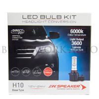 JW Speaker H10 6000K DIRECT FIT LED Conversion Kit