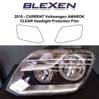 Volkswagen AMAROK Pre-Cut Headlight Protection Film