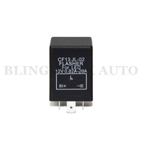 3 PIN LED Indicator Turn Signal Flasher Relay CF13