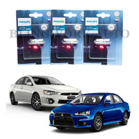2008-2019 Mitsubishi Lancer CJ CF LED Interior Light Package