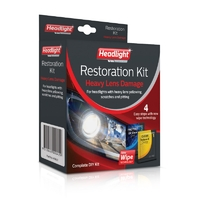 INVISION Headlight Restoration DIY Kit