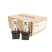 KONIK P13W LED Daytime Running Lights DRL 6000K White Bulbs