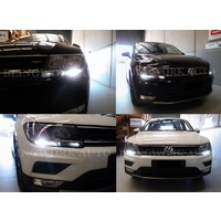 KONIK PW24W LED DRL Light for 2017 Volkswagen Tiguan MK2