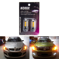 KONIK WY21W T20 AMBER LED Front Indicator for Holden VF Commodore