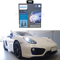 Philips H7 Ultinon Pro9000 LED Low Beam Headlight Kit for Porsche Boxster Cayman 981