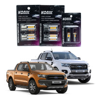Ford Ranger PX2 PX3 KONIK LED Indicator Front & Rear