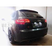 Audi A4 S4 A3 S3 A8 S8 A6 C6 S6 Q7 LED Registration Light
