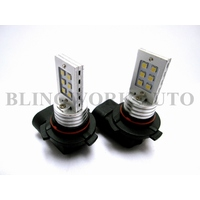 Blingwork HB3/9005 Samsung SMD LED 6200K White Fog Light
