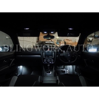 Volkswagen Golf MK6 LED Interior Light Package